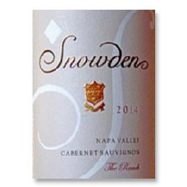 2014 Snowden Vineyard Cabernet Sauvignon The Ranch Napa Valley