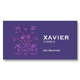 2015 Xavier Vignon Cairanne