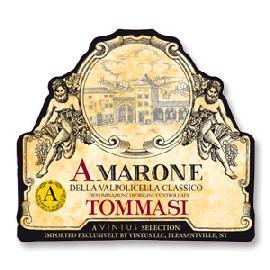 2012 Tommasi Amarone della Valpolicella Classico DOCG