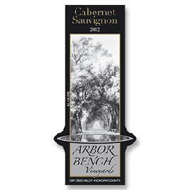 2012 Arbor Bench Vineyards Estate Cabernet Sauvignon Dry Creek Valley