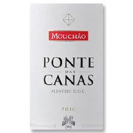 2012 Herdade do Mouchao Ponte das Canas Alentejo Portugal