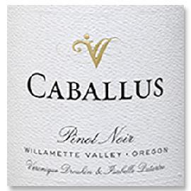 2014 Caballus Pinot Noir