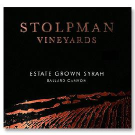 2015 Stolpman Vineyards Estate Syrah Ballard Canyon