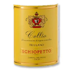 2015 Mario Schiopetto Collio Friulano DOC