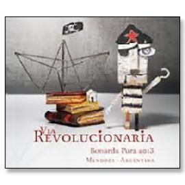 2016 Via Revolucionaria Bonarda Pura