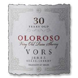 Lustau VORS Oloroso 30 Years Old (500 mL)