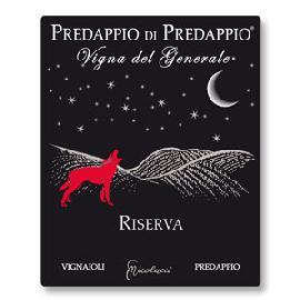 2013 Fattoria Nicolucci Predappio di Predappio Sangiovese di Romagna Vigna del Generale Riserva
