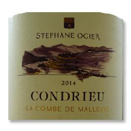 2011 Domaine Michel And Stephane Ogier Condrieu La Combe De Malleval