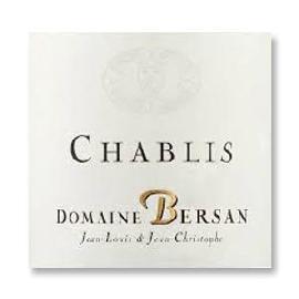 2015 Domaine Bersan et Fils Chablis