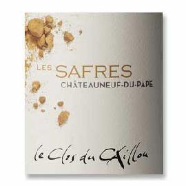 2016 Le Clos du Caillou Chateauneuf du Pape Les Safres