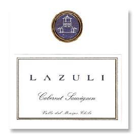 2014 Vina Aquitania Lazuli Cabernet Sauvignon Maipo Valley