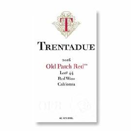 2016 Trentadue Winery Old Patch Red Wine Lot #44