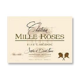 2014 Chateau Mille-Roses Haut-Medoc Bordeaux