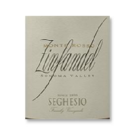 2012 Seghesio Family Vineyards Zinfandel Monte Rosso Sonoma Valley