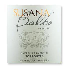 2014 Susana Balbo Barrel Fermented Torrontes