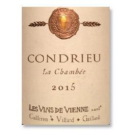2010 Les Vins De Vienne Condrieu La Chambee