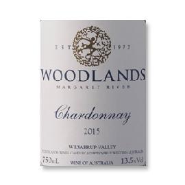 2015 Woodlands Wines Chardonnay