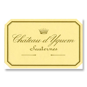 2015 Chateau d'Yquem Sauternes (375 mL)