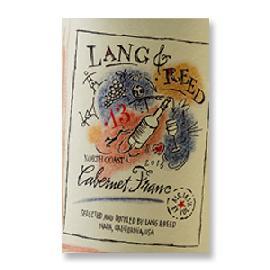 2013 Lang and Reed Cabernet Franc