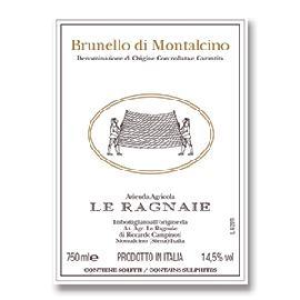 2005 Le Ragnaie Brunello Di Montalcino