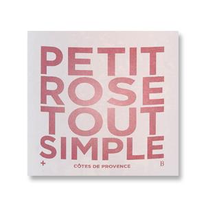 2016 Chateau Leoube Petit Rose Tout Simple Cotes de Provence
