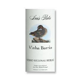 2001 Luis Pato Vinha Barrio Vinho Regional Beiras