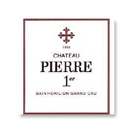 2015 Chateau Pierre 1er  Saint Emilion Grand Cru