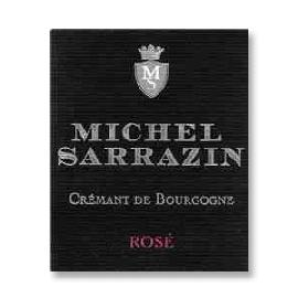 Domaine Sarrazin Rose Cremant de Bourgogne