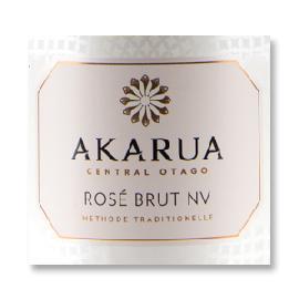 NV Akarua Methode Traditionnelle Rose