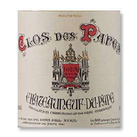 2016 Clos des Papes Chateauneuf du Pape Blanc
