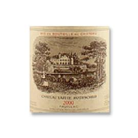2000 Chateau Lafite-Rothschild Pauillac Bordeaux