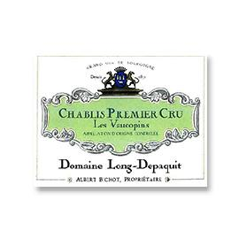 2015 Domaine Long-Depaquit Chablis Les Vaucopins 1er Cru