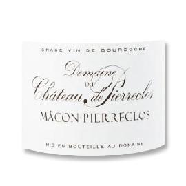 2016 Domaine du Chateau de Pierreclos Macon-Pierreclos