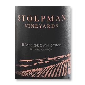 2016 Stolpman Vineyards Estate Syrah Ballard Canyon