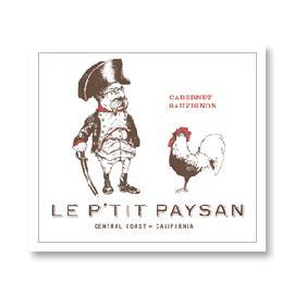2016 Le P'tit Paysan Cabernet Sauvignon Central Coast California