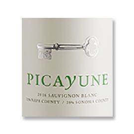 2016 Picayune Cellars Sauvignon Blanc