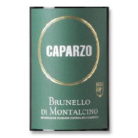2013 Caparzo Brunello di Montalcino
