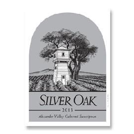 2013 Silver Oak Cellars Alexander Valley Cabernet Sauvignon