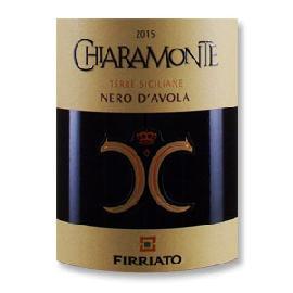 2015 Firriato Chiaramonte Nero D'avola