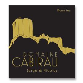 2016 Domaine Cabirau Serge & Nicolas Maury Sec