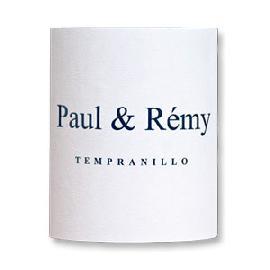 2016 Paul & Remy Tempranillo