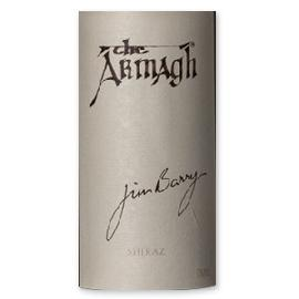 2012 Jim Barry Wines The Armagh Shiraz Clare Valley Australia