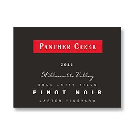2013 Panther Creek Verde Vineyards Pinot Noir