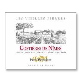 2016 Saveurs du Temps Les Vielles Pierre Rouge