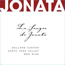 2013 Jonata La Sangre de Jonata Santa Ynez Valley