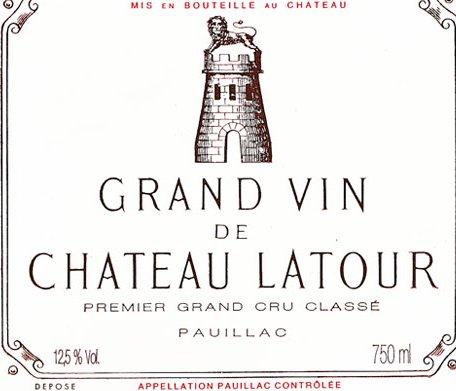 2010 Chateau Latour Pauillac