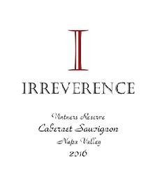 2016 Porter Family Vineyards Irreverence Cabernet Sauvignon Vintners Reserve Napa Valley