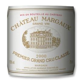 2000 Chateau Margaux