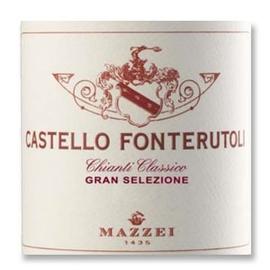 2012 Mazzei Castello Fonterutoli Chianti Classico Gran Selezione DOCG