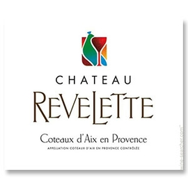 2016 Chateau Revelette Coteaux d'Aix en Provence Rose
